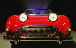 Carro de esportes clássico Fotos de Stock Royalty Free