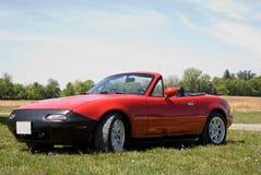 Carro de esportes convertível Fotos de Stock Royalty Free