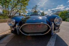 Carro de esportes da cobra Foto de Stock Royalty Free