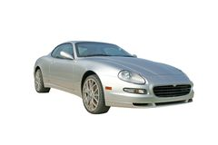 Carro de esportes de Maserati Imagens de Stock Royalty Free
