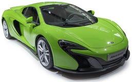 Carro de esportes de Mclaren imagens de stock royalty free