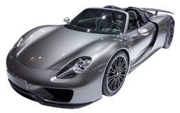 Carro de esportes de Porsche Imagem de Stock Royalty Free