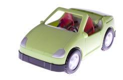 Carro de esportes do brinquedo Imagem de Stock