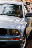Carro de esportes do mustang Fotografia de Stock Royalty Free