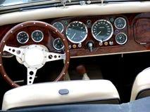 Carro de esportes do vintage fotos de stock royalty free