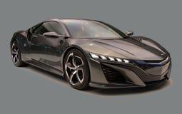 Carro de esportes isolado Imagem de Stock
