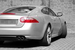 Carro de esportes luxuoso poderoso Imagem de Stock Royalty Free