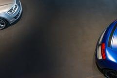 Carro de esportes para a venda Imagem de Stock Royalty Free