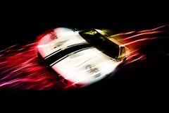 Carro de esportes rápido Fotografia de Stock