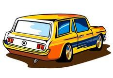 Carro de estación del mustango de Ford Fotos de archivo libres de regalías