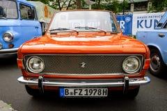 Carro de família pequeno Zastava 1100 Skala, 1978 Imagem de Stock Royalty Free