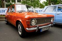 Carro de família pequeno Zastava 1100 Skala, 1978 Imagem de Stock
