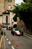 Carro de Formla 2 em Bergamo Prix grande histórico 2015 Imagem de Stock Royalty Free
