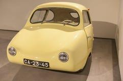 Carro 1955 de Fuldamobil Fotografia de Stock