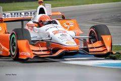 Carro de Indy Imagem de Stock Royalty Free
