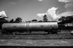 Carro de la carga fotografía de archivo