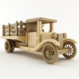 Carro de la granja del juguete Foto de archivo libre de regalías