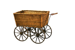 Carro de la vendimia Foto de archivo