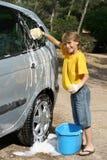 carro de lavagem Imagens de Stock Royalty Free
