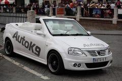 Carro de Logan fotos de stock