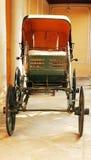 Carro de madera real Fotos de archivo