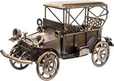 Carro de metal do vintage Imagens de Stock Royalty Free