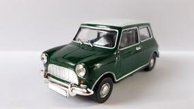 Carro de Mini Cooper foto de stock