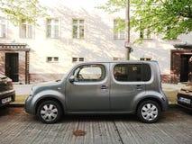 Carro de Nissan Cube Imagem de Stock
