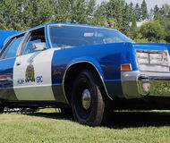 Carro de polícia de RCMP Fotos de Stock