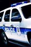 Carro de polícia SUV Imagem de Stock
