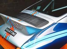 Carro de Porsche 911 do vintage Foto de Stock