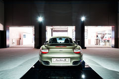 Carro de Porsche 911 para a venda Imagem de Stock