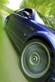 Carro de pressa Imagens de Stock Royalty Free