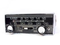 Carro de rádio Imagem de Stock Royalty Free