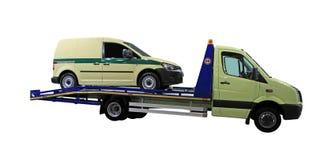 Carro de reboque Imagens de Stock