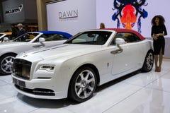 Carro de Rolls Royce Ghost Elegance imagem de stock royalty free