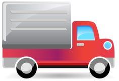 Carro de salida ilustración del vector