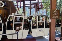 Carro de Sterling Winery Cable imagem de stock