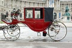 Carro de Viena imágenes de archivo libres de regalías