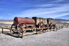 Carro del bórax foto de archivo
