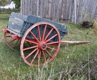 Carro del buey Imagen de archivo libre de regalías