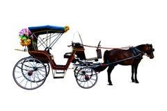 Carro del caballo imagenes de archivo