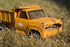 Carro del juguete de la vendimia Imagen de archivo