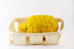 Carro del limón Fotografía de archivo libre de regalías