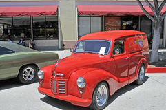 Carro del panel de Austin Imagen de archivo