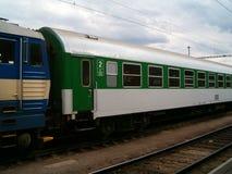 Carro del tren Fotos de archivo