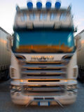 Carro delantero móvil Fotos de archivo