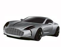 Carro desportivo Imagem de Stock
