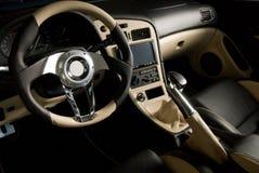 Carro desportivo ajustado Imagens de Stock