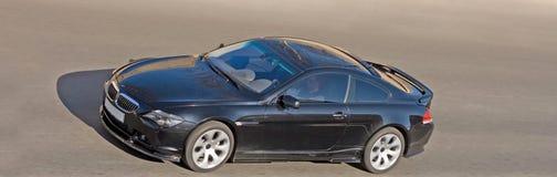 Carro desportivo caro luxuoso imagem de stock